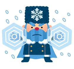 冬将軍の意味とは?冬の天気予報で聞くけどちゃんと知ってる?